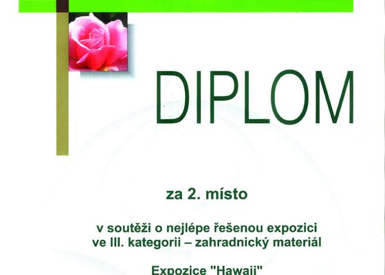 Expozice Flora Olomouc
