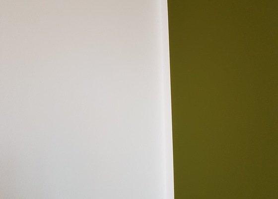 Malování a zednické úpravy