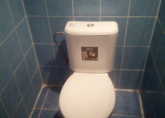 Výměna wc