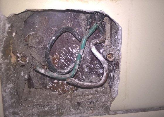 Zapojení elektrické zásuvky