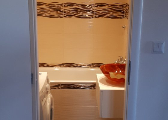 Rekonstrukce koupelny a záchodu