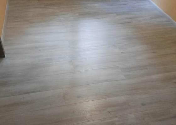 Kriva podlaha v kuchyni