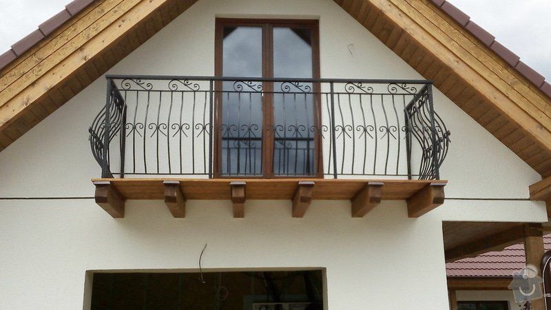 Kované Balkonové Zábradlí Balkony A Lodžie Nejřemeslnícicz