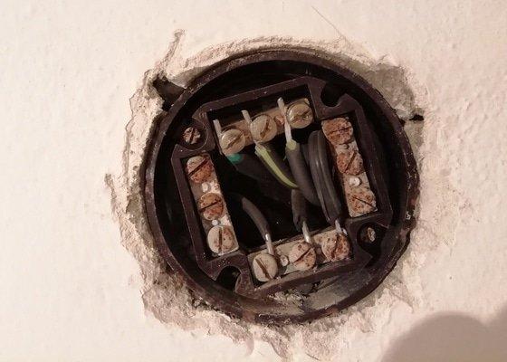 Elektroinstalace v bytě