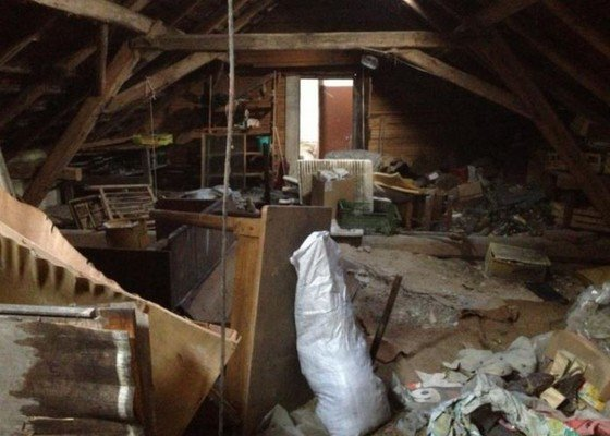 Stěhovaní bytu a vyklizeni pudy