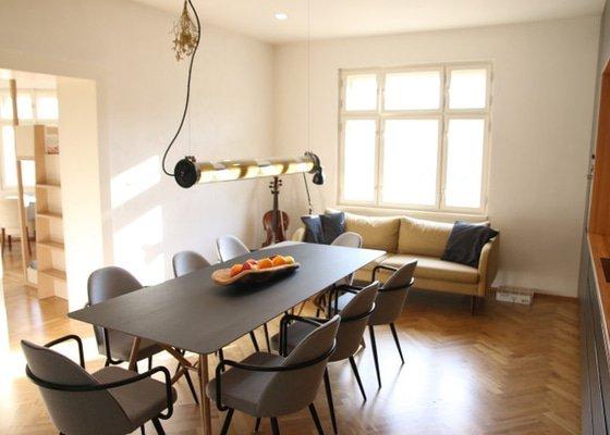 Rekonstrukce bytu Praha Vinohrady 125 m2