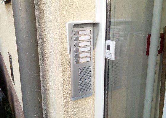 Oprava domovních zvonků