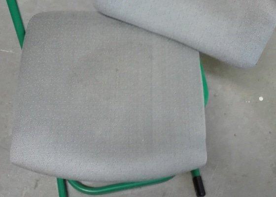 Čalounění židle
