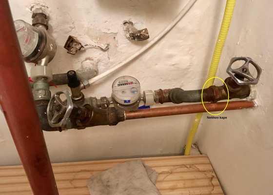 Vymena a montáž splachovací nádrže a napojení na výtokovou trubku