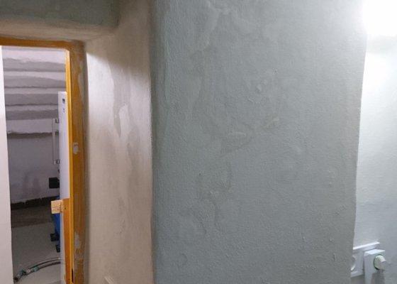 Odvlhčení zdiva sklepa