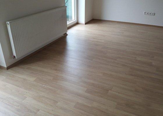 Položení plovoucí laminátové podlahy