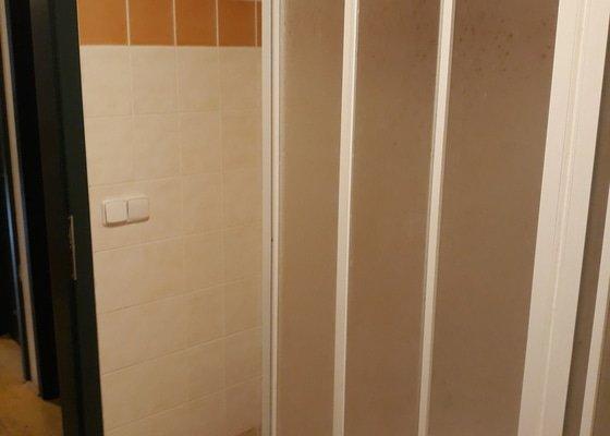 Rekonstrukce 4 sprchový koutů-Kořenov