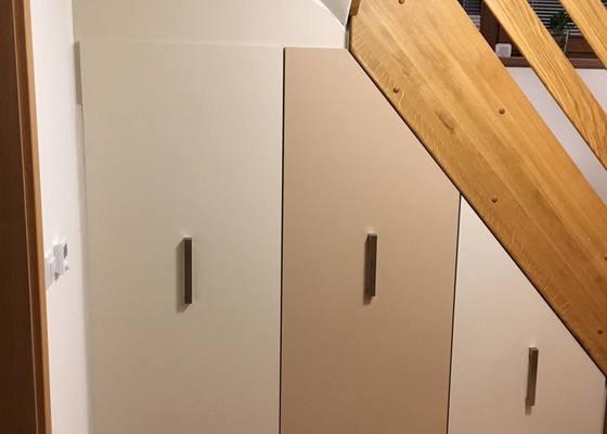 Úložný prostor pod schody