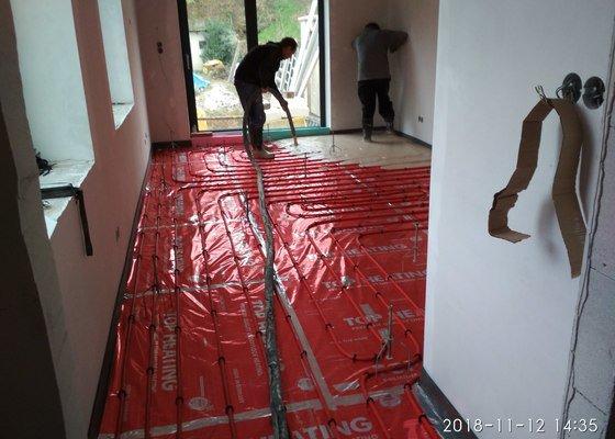 Anhydritova podlaha
