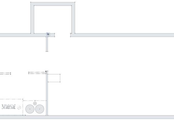 Tmelení sádrokartonu byt 29m²