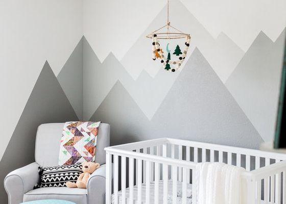 Malovani detskeho pokoje