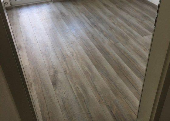 Výměna plovoucí podlahy