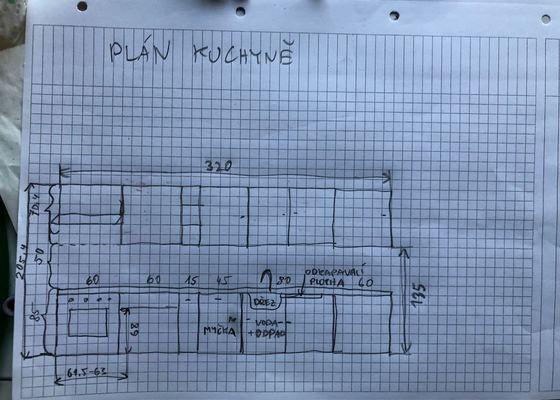 Montáž kuchyňské linky s vestavěnými spotřebiči