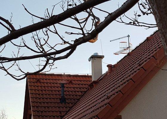 Připojení plynového kondenzačního kotle na stávající komín