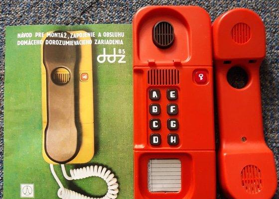 Výměna domácího telefonu