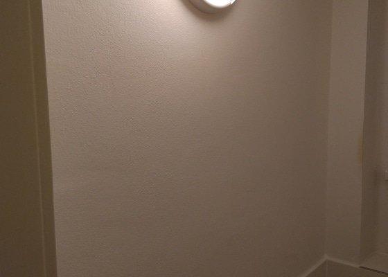 Hygienicka malovka , 1 izba + WC