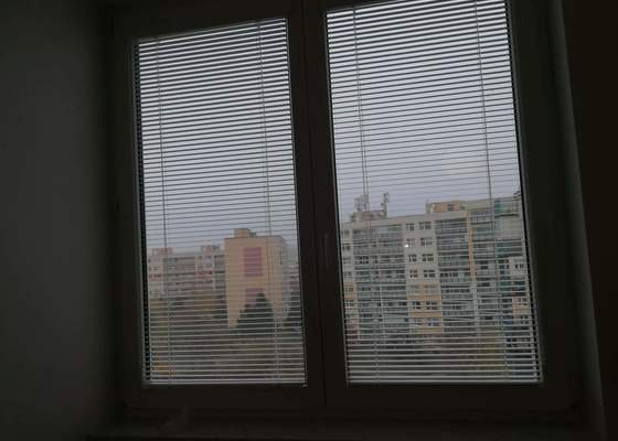 Výměna starých žaluzií za nové - 2 okna