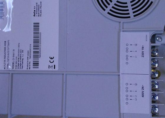 Připojení indukční desky a trouby s potvrzením do Z.L.