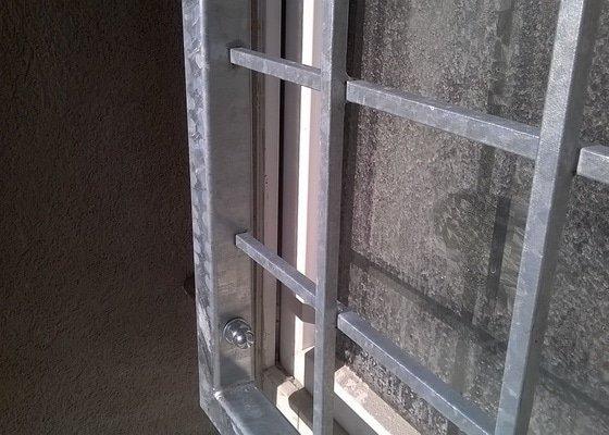 Výroba mříží na okna