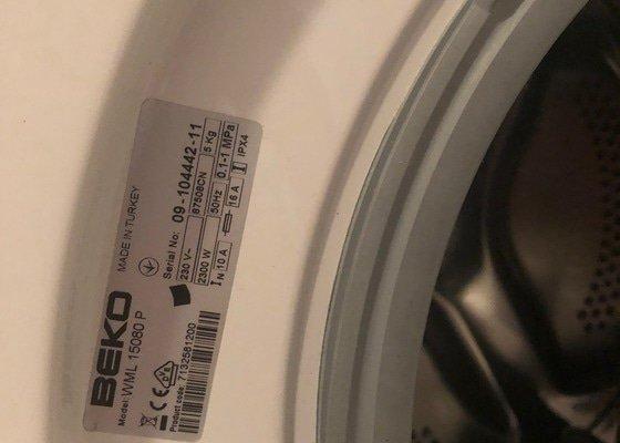 Oprava pračky Beko