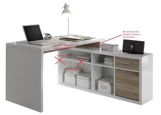 Zhotovení pracovního stolu pro PC