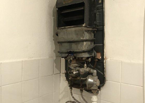 Oprava či výměna plynové karmy