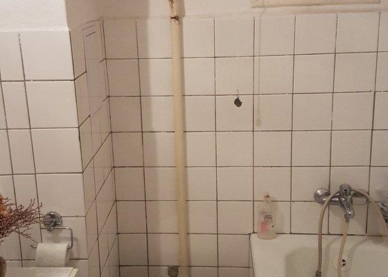 Výměna WC a nádržky
