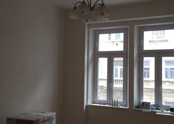 Rekonstrukce bytu na Praze 8