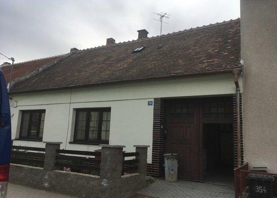 Částečná rekonstrukce rodinného domu