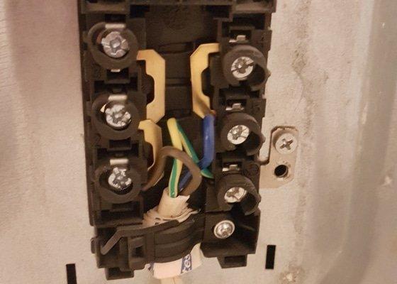 Elektrická revize a připojení elektrického sporáku