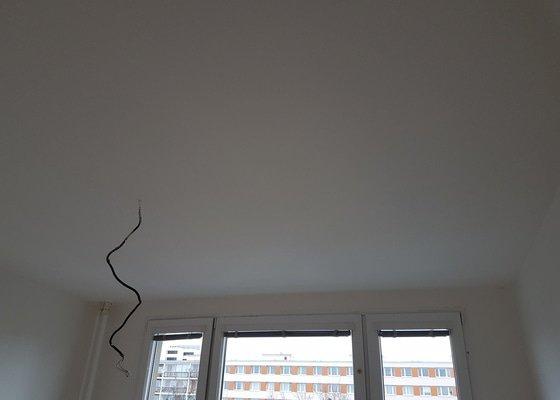 Rekonstrukce pokoje 10m2