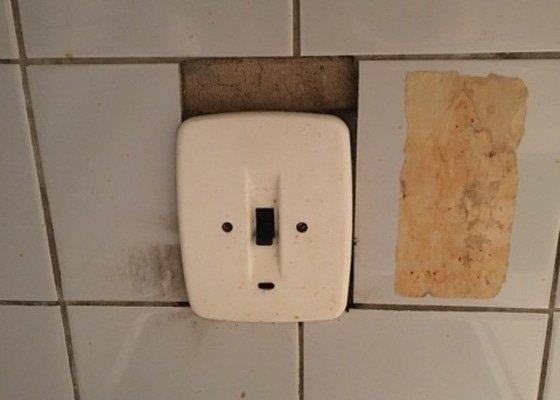 Rekonstrukce elektro rozvodů
