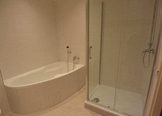 Renovace koupelny v Praze Nebusicich