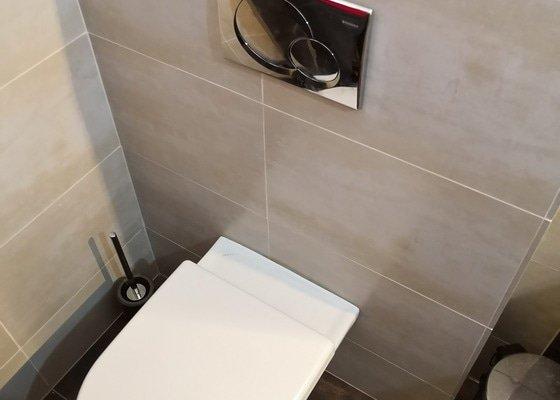 Oprava WC a umyvadla