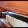 původní kuchyně -> nová pracovna