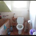 koupelna + záchod