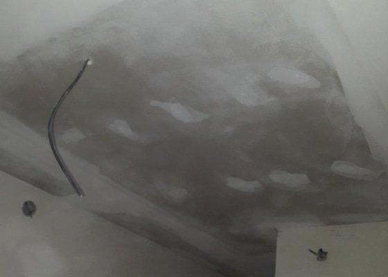 Montáž sdk stropů