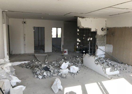 Rekonstrukce bytové jednotky