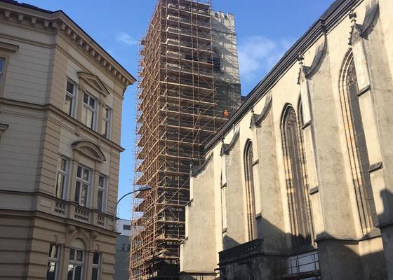 Revitalizace kostela