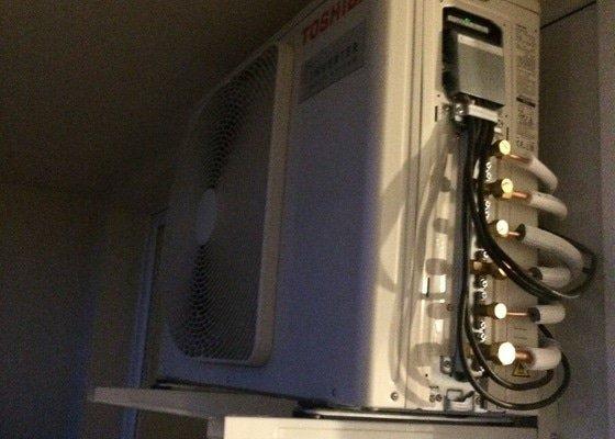 Instalace klimatizace