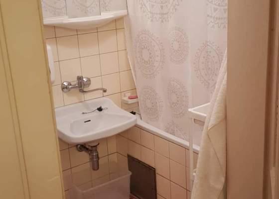 Napojení pračky v koupelně