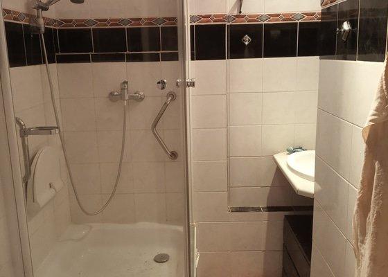 Rekonstrukce koupelny + elektro rozvody