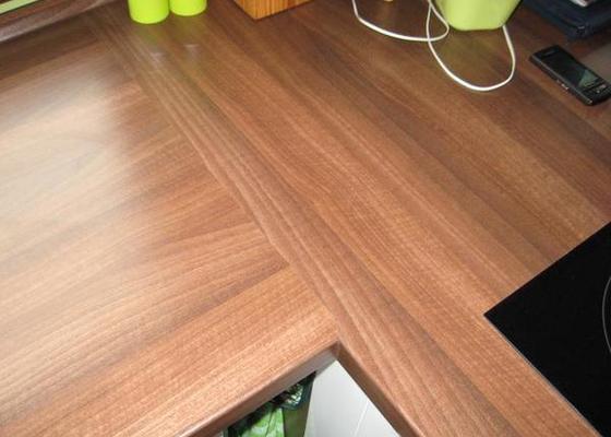 Instalace kuchyňské desky ikea