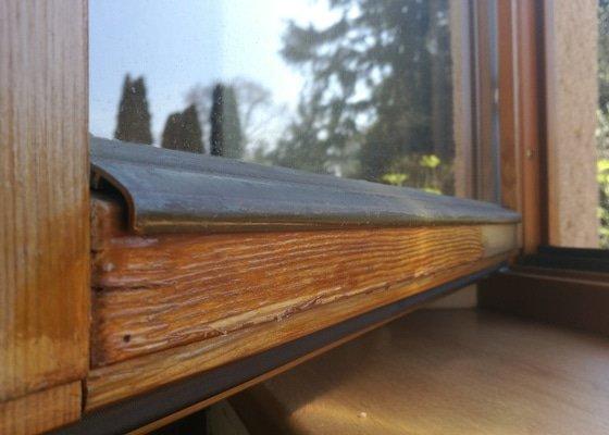 Renovace dřevěných eurooken