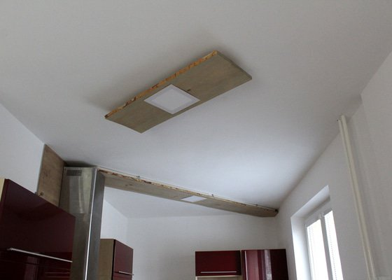 Dřevěné osvětlení do bytu